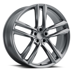 Milanni Wheels 475 Clutch Gunmetal