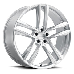 Milanni Wheels 475 Clutch Hyper Silver