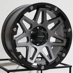 Vision Wheels 416 Se7En Satin Grey