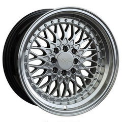 XXR Wheels 536 Hyper Silver ML