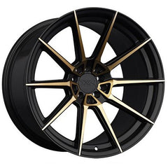 XXR Wheels 567 Bronze Black