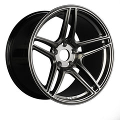 XXR Wheels 572 Chromium Black