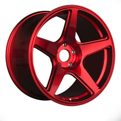XXR Wheels 575 Candy Red