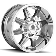 Mayhem Wheels 8100 Monstir Chrome