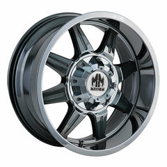 Mayhem Wheels 8100 Monstir PVD