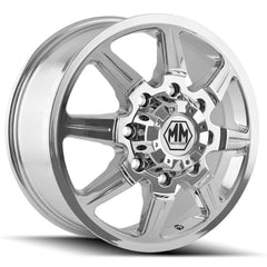 Mayhem Wheels 8101 Monstir Front Chrome