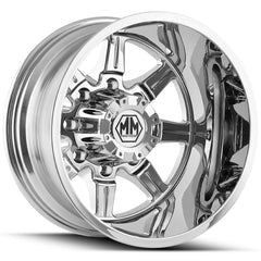 Mayhem Wheels 8101 Monstir Rear Chrome