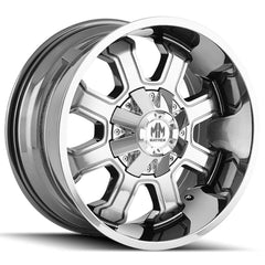 Mayhem Wheels 8103 Fierce Chrome