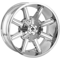 Mayhem Wheels 8104 Arsenal Chrome