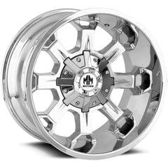 Mayhem Wheels 8105 Combat Chrome