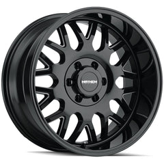 Mayhem Wheels 8110 Tripwire Black Milled