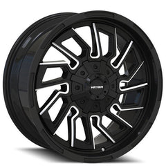 Mayhem Wheels 8111 Flywheel Black Milled