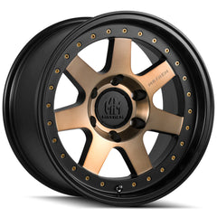 Mayhem Wheels 8300 Prodigy Black Bronze