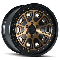 Mayhem Wheels 8301 Flat Iron Black Bronze