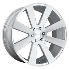 DUB Wheels 8 Ball S213 Silver Machined