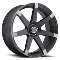 Milanni Wheels 9042 Sultan Black Anthracite Spoke