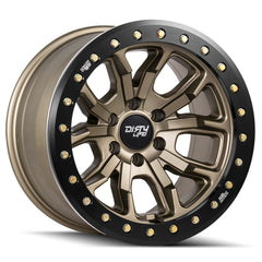 Dirty Life Wheels 9303 Dt-1 Gold