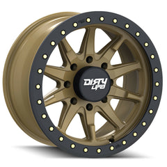 Dirty Life Wheels 9304 Dt-2 Gold