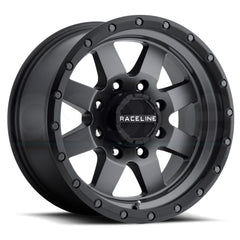Raceline Wheels 935G Defender Gun Metal