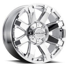 Raceline Wheels 936C Throttle Chrome