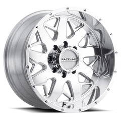 Raceline Wheels 939P Disruptor Polished