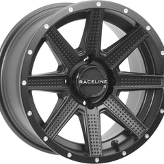 Raceline Wheels A92B Hostage Black