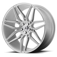 Asanti Black Wheels ABL-11 Sirius Brushed Silver