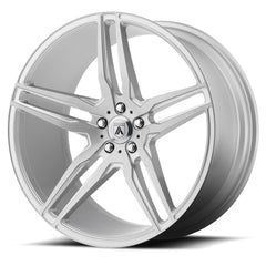 Asanti Black Wheels ABL-12 Orion Brushed Silver