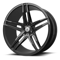 Asanti Black Wheels ABL-12 Orion Gloss Black