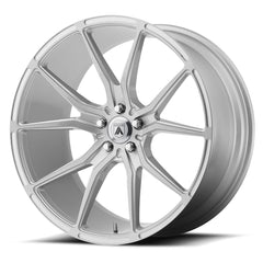Asanti Black Wheels ABL-13 Vega Brushed Silver