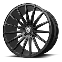 Asanti Black Wheels ABL-14 Polaris Gloss Black
