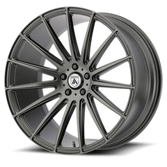 Asanti Black Wheels ABL-14 Polaris Matte Graphite