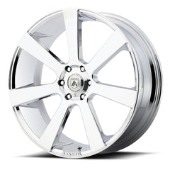 Asanti Black Wheels ABL-15 Apollo Chrome