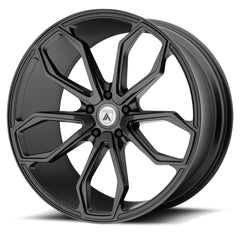 Asanti Black Wheels ABL-19 Athena Matte Graphite