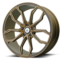 Asanti Black Wheels ABL-19 Athena Satin Bronze