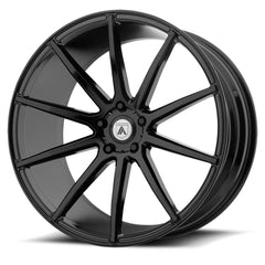 Asanti Black Wheels ABL-20 Aries Gloss Black