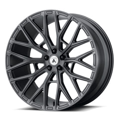 Asanti Black Wheels ABL-21 Leo Matte Graphite
