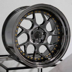 Aodhan Wheels DS01 Black Vacuum