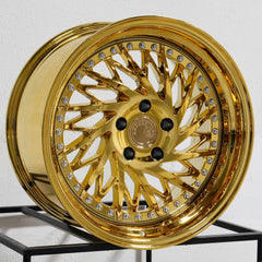 Aodhan Wheels DS03 Gold Vacuum
