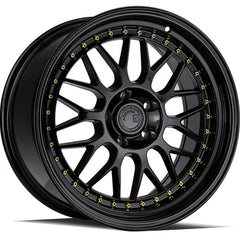 Aodhan Wheels AH02 Gloss Black