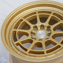 Aodhan Wheels AH04 Gold
