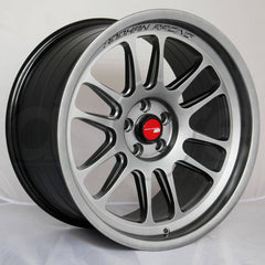 Aodhan Wheels AH07 Hyper Black
