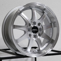 ARC Wheels AR4 Silver Machined