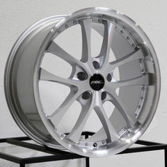 ARC Wheels AR5 Silver Machined