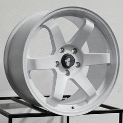 AVID1 Wheels AV06 Matte White