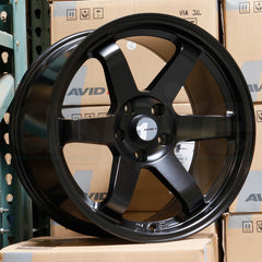 AVID1 Wheels AV06 Matte Black