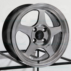 AVID1 Wheels AV08 Silver Machined