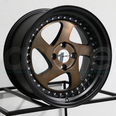 AVID1 Wheels AV19 Bronze Black Lip