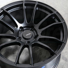 AVID1 Wheels AV20 Matte Black