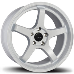 AVID1 Wheels AV28 White